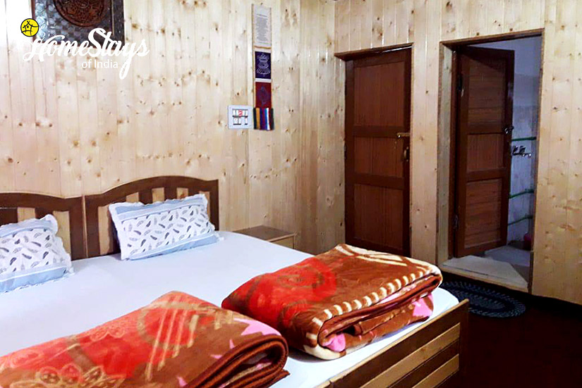 Bedroom-4_Kibber-Homestay-Spiti