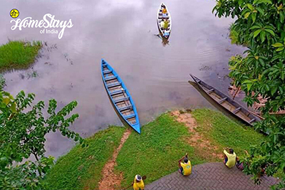 Boat Ride_Jaramukhuria-Homestay, Chandubi