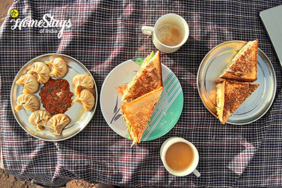 Breakfast_Naddi Homestay_Mcleodganj