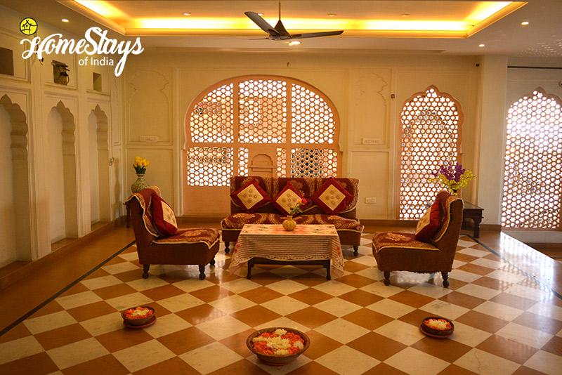 Common Area 2_Gangapole Tradional Homestay, Jaipur