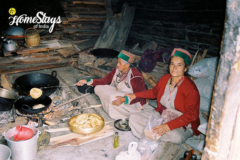 Cooking_Sangla-Homestay