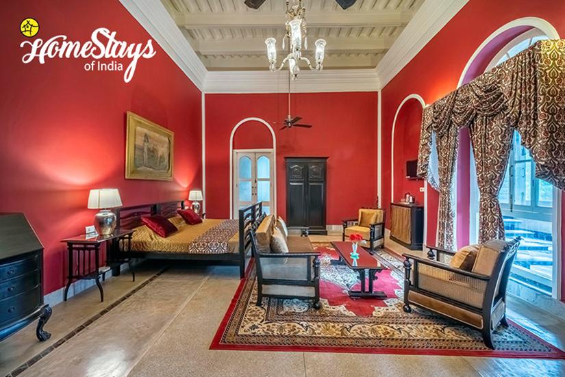 Deluxe Room_House of Mayurbhanj