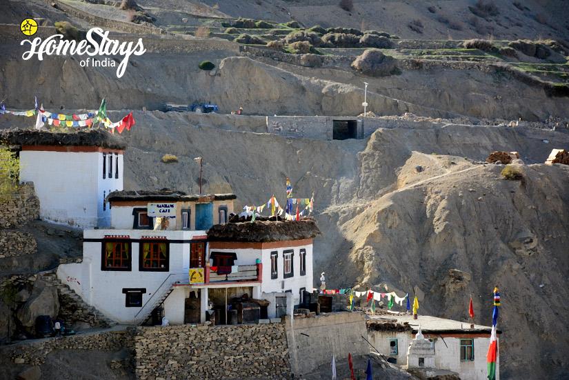 Dhankar Homestay-Spiti