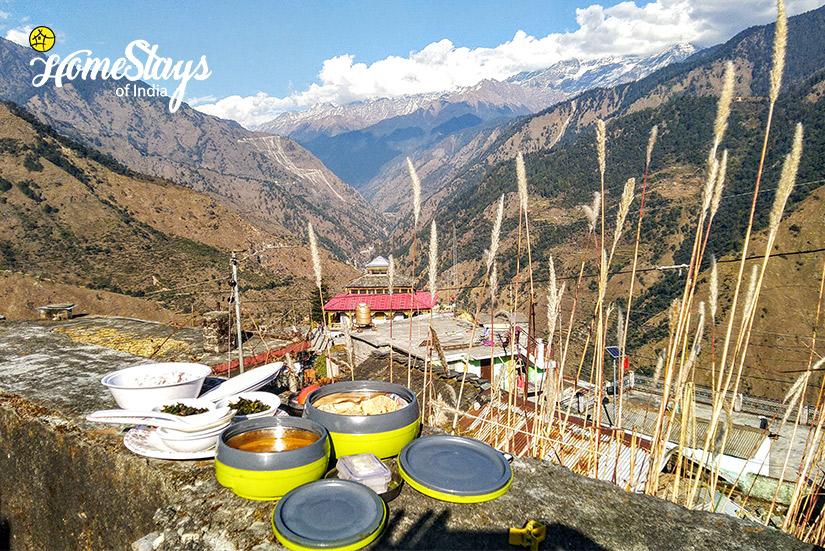 DiningOut_Raithal Homestay-Uttarkashi