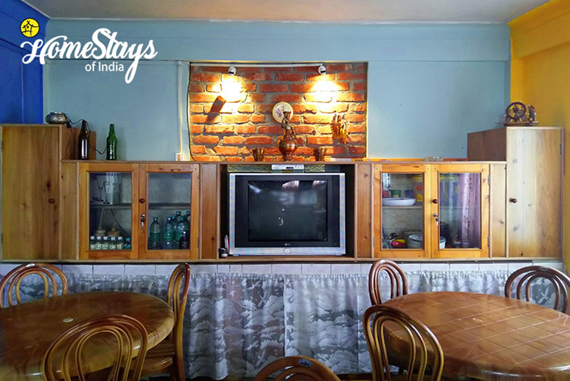 Dinning Area_Pedong Homestay