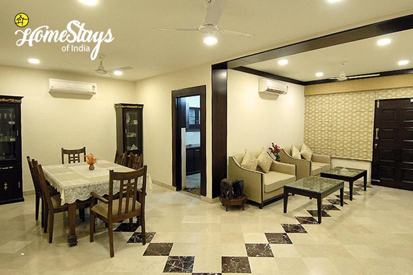 Dinning-Hall_Tajganj-Homestay-Agra
