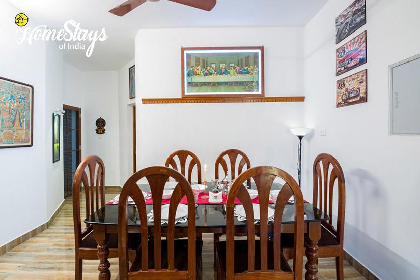 Dinning1_Odatha Homestay_Fort Kochi