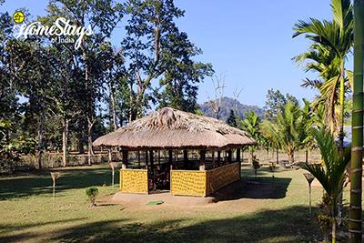 Dinning4_Jaramukhuria-Homestay, Chandubi