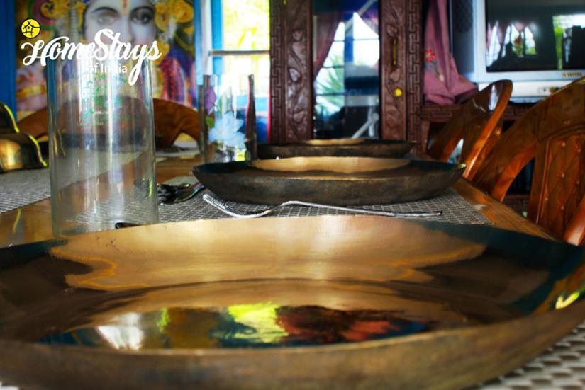 Dinning_Dawaipani Homestay-Darjeeling