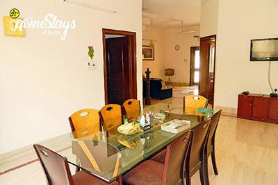 Dinning_Dream-City-Homestay-Amritsar