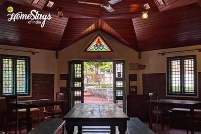 Dinning_Mugathihalli-Homestay-Chikmagalure