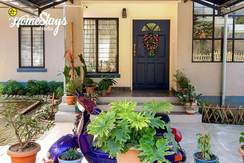 Entrance_Mawroh-Homestay-Shillong