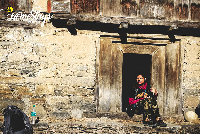 Entrance_Raithal Homestay-Uttarkashi