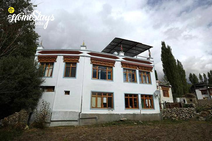 Exterior-Changspa Homestay-Leh