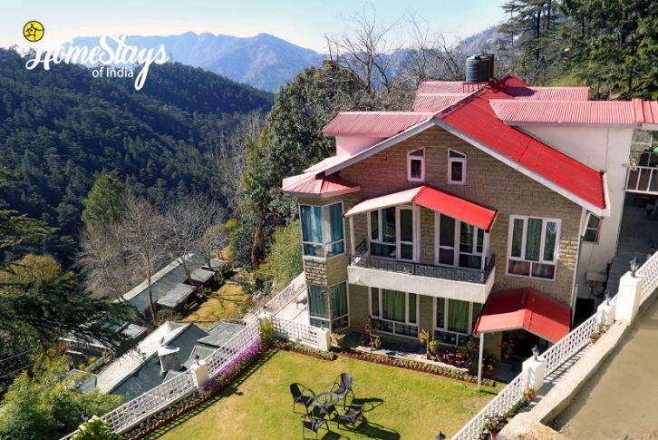 Facade-2_Kanlog Boutique Homestay-Shimla