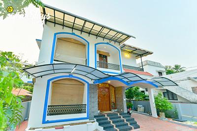 Facade_Odatha Homestay_Fort Kochi