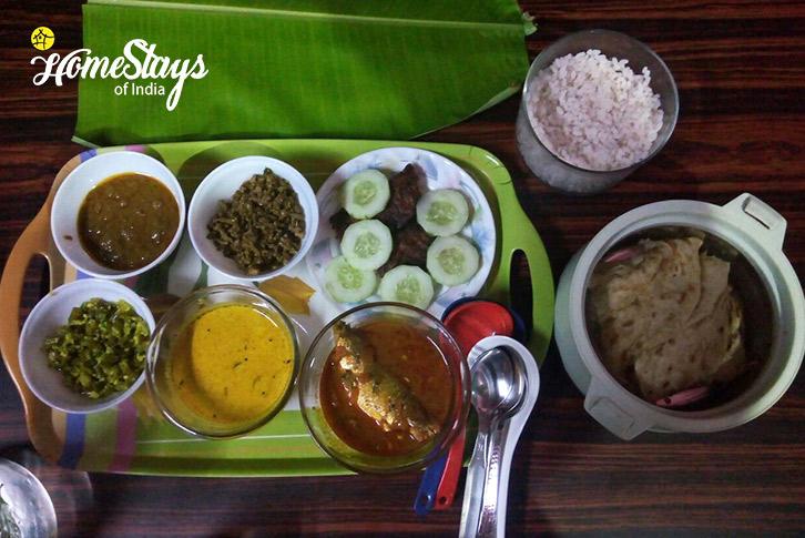 Food-Wayanad-Farmstay-Kerala