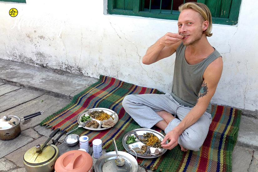 Food_Dalar-Homestay_Binsar