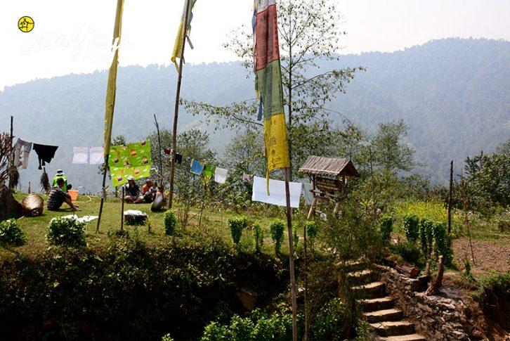 Garden_Khecheopalri-Homestay-Sikkim