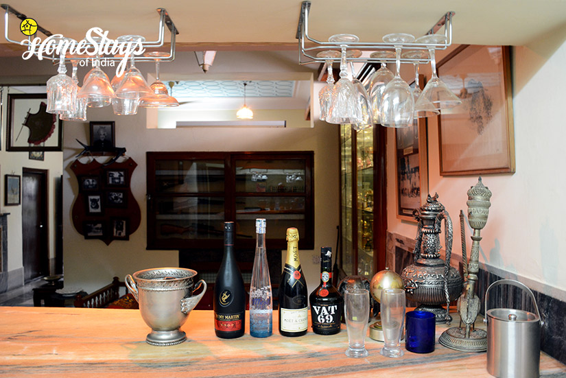 Guest Bar_Peelwa Heritage Homestay_Jaipur