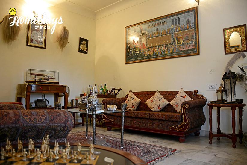 Guest Room_Peelwa Heritage Homestay_Jaipur