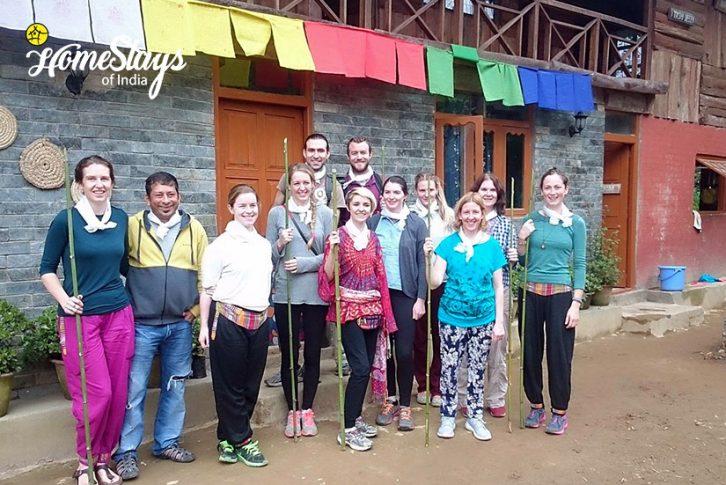 Happy-Guest2_Khecheopalri-Homestay-Sikkim