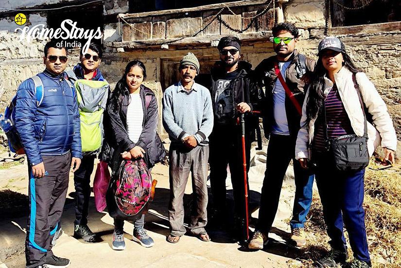 Happy Guest_Raithal Homestay-Uttarkashi