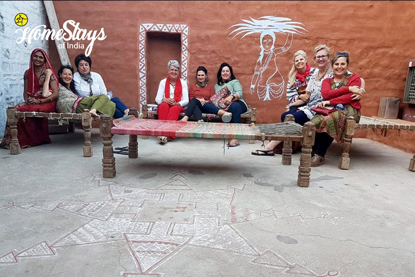 Happy-Guest_Salawas-Homestay-Jodhpur