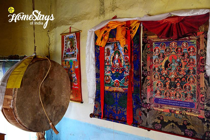 Interior_Dhankar-Homestay-Spiti