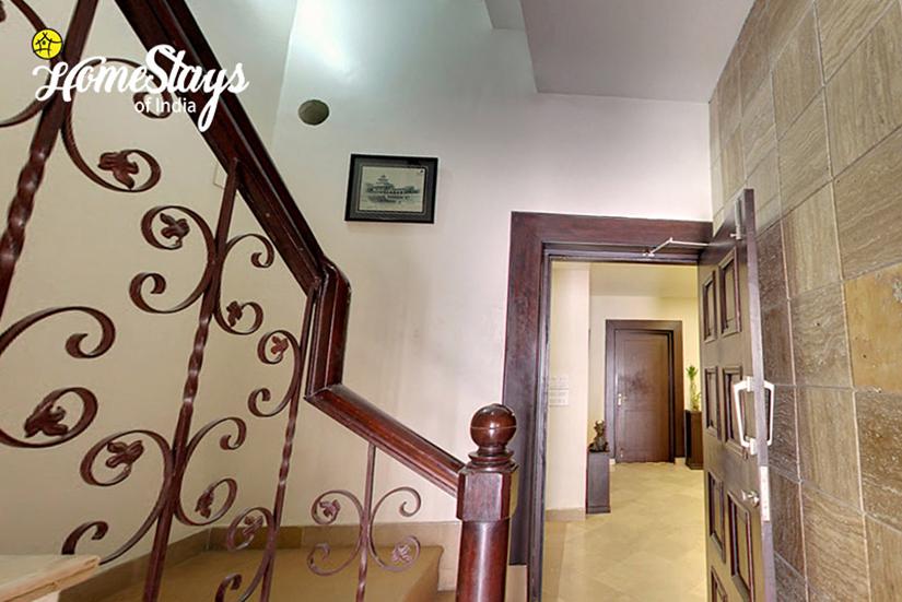 Interior_Tajganj-Homestay-Agra