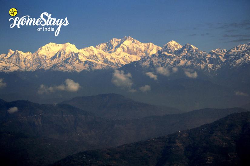 Kanchenjunga View_Dawaipani Homestay
