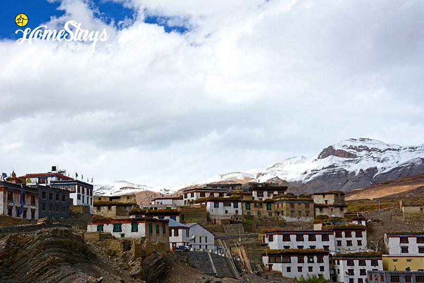 Kibber Village2_Kibber-Homestay-Spiti