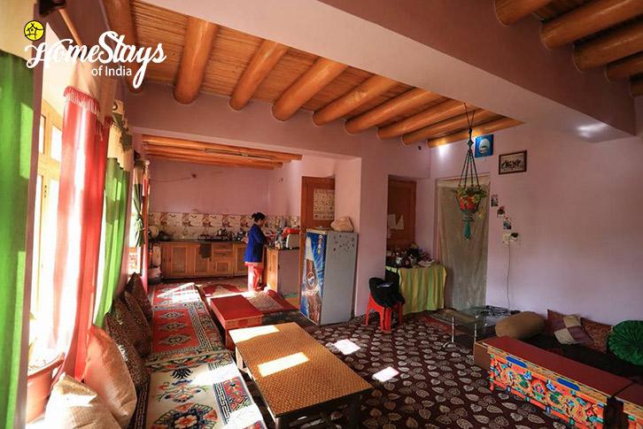 Kitchen-Changspa Homestay-Leh