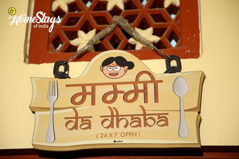 Kitchen_Gangapole Tradional Homestay, Jaipur