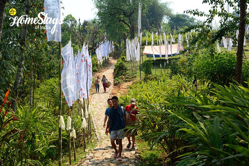 Locals_Khecheopalri Homestay-Sikkim