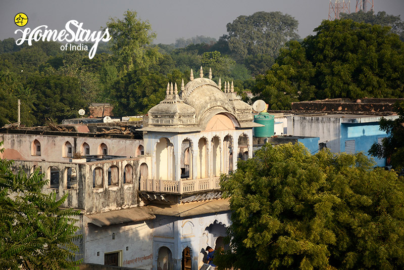 Lord Krishna Temple_Lotwara Heritage Homestay