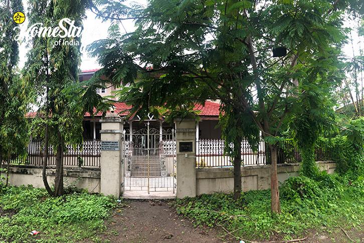 Main Entrance_Bordi Homestay
