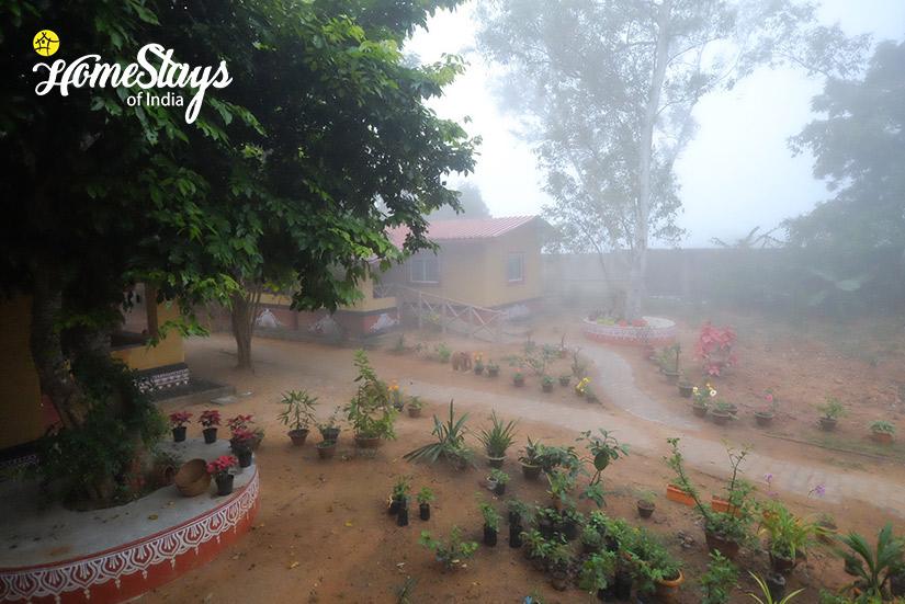 Mornings_Channdaka-Homestay-Bhubneswar