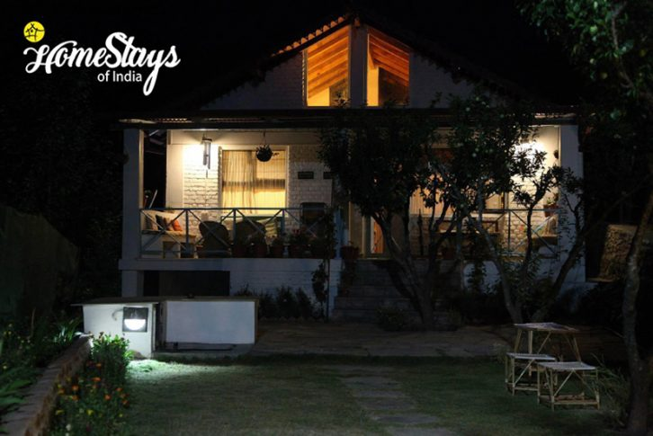 Night View_Nathuakhan-Homestay