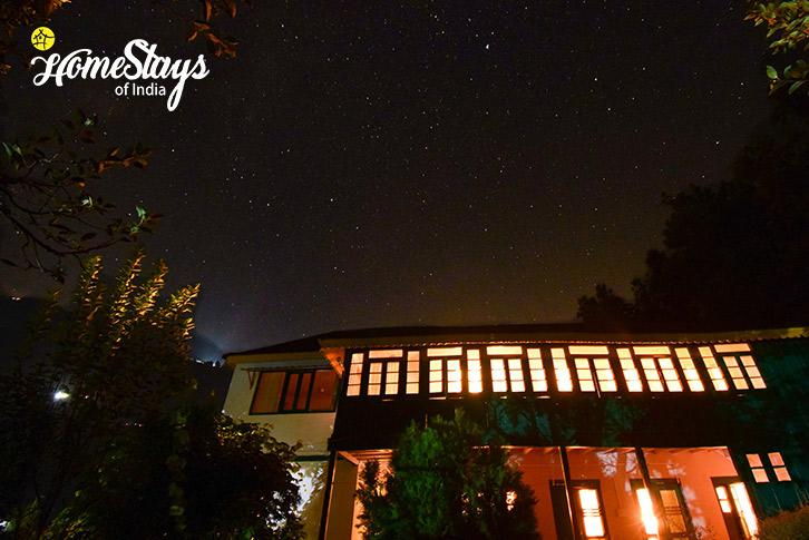 Night_Bhandal Homestay-Chamba