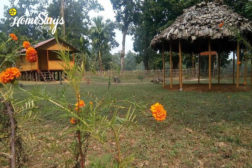 OutDoor_Jaramukhuria-Homestay, Chandubi