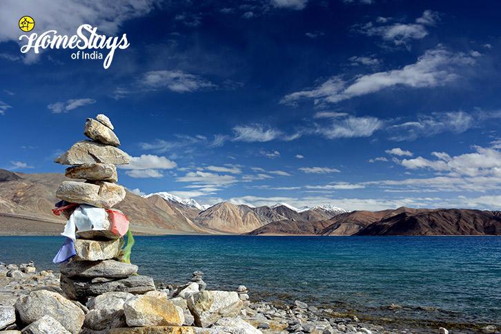 Pangong-Spangmik Homestay-Ladakh
