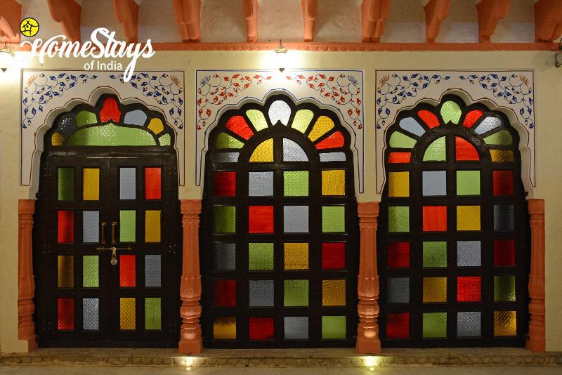 Room's Door_Lotwara Heritage Homestay