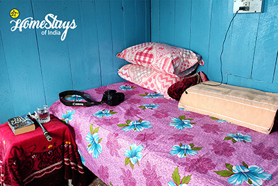 Single Room_Dawaipani Homestay-Darjeeling