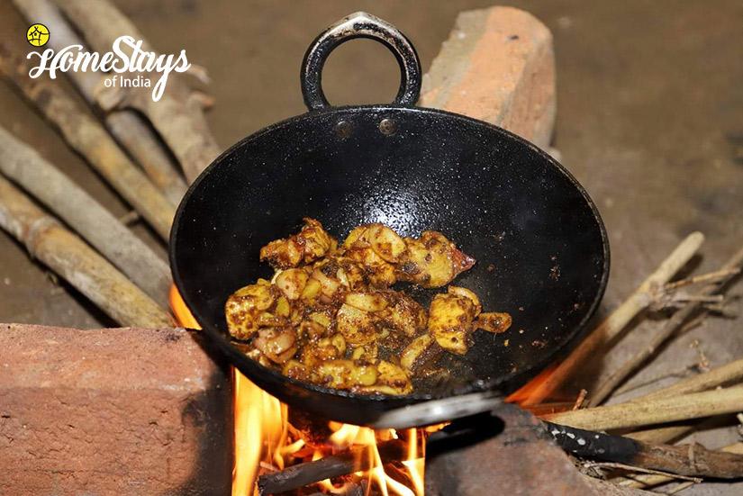 Snacks_Jaramukhuria-Homestay, Chandubi