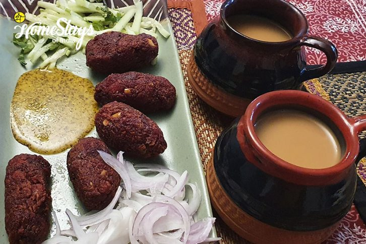Snacks_Nathuakhan-Homestay