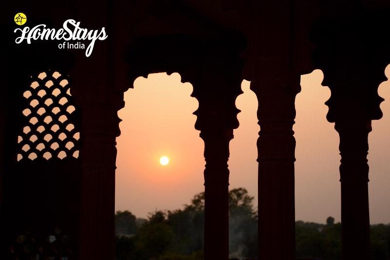 Sun Set_Lotwara Heritage Homestay
