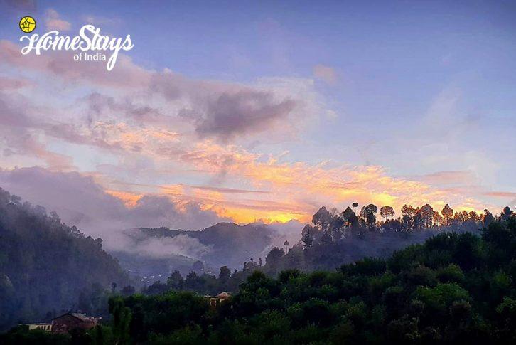 SunSet_Nathuakhan-Homestay