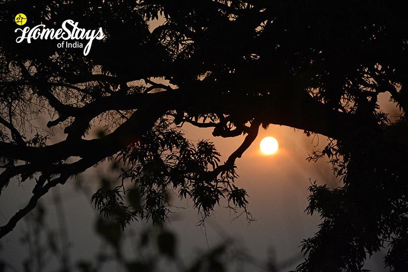 Sunset_Pawalgarh-Homestay