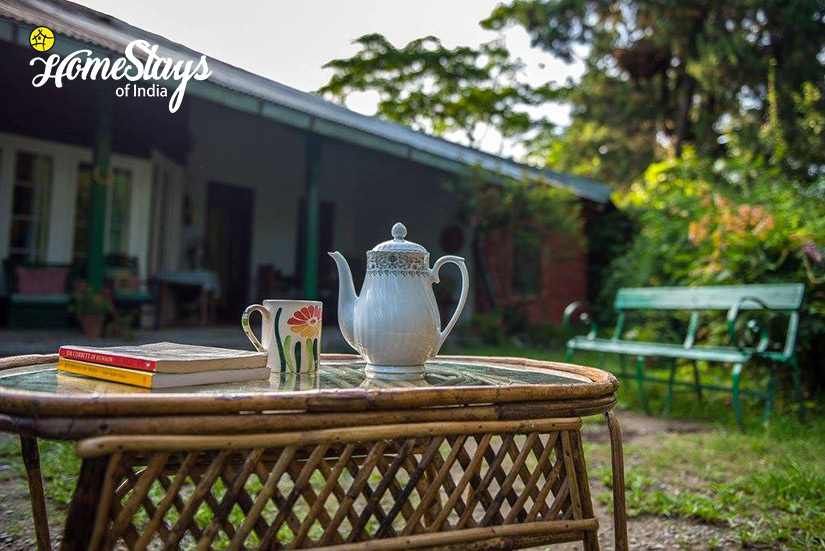 Tea Time-Bhimtal Heritage Homestay